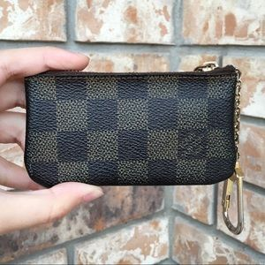 Louis Vuitton cles card holder